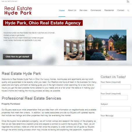 Real Estate Hyde Park